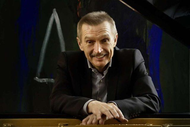 Pianista Emil Viklický